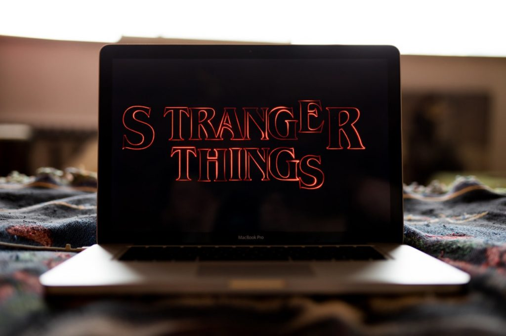 netflix amazon prime video stranger things